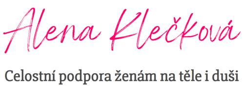 Alena Klečková - Společné zrození Logo
